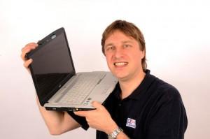Ronald Hoiting voor computerhulp bij u thuis